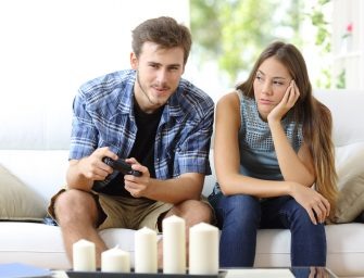 Game Over: Can a Marriage Survive Video Games?